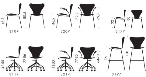 3177, Children's chair