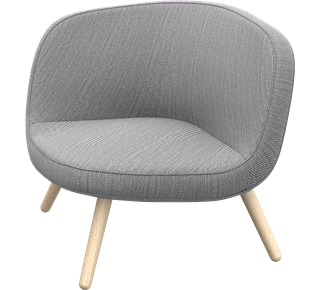 via57 via57 sessel fritz hansen. Black Bedroom Furniture Sets. Home Design Ideas