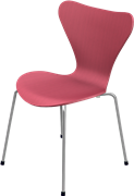 Series 7™, Opium Red, coloured ash, Chromed Steel, 3107 Base
