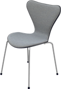 Series 7™, 3107, Chair, Front Upholstered