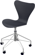 Series 7™Sviwel chair, 3117, Swivel chair, lacquered