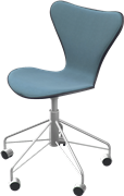 Series 7™ Swivel chair, 3117, Swivel chair, Front Upholstered