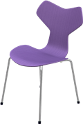 Grand Prix™, Evren Purple, coloured ash, Chromed Steel, 3130 Base