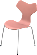 Grand Prix™, Altstadt Rose, coloured ash, Chromed Steel