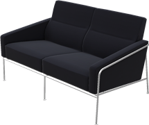 Series 3300™, 3302, 2-seater sofa
