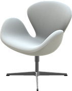 Swan™, Light Grey, Divina Melange