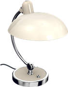 Kaiser Idell™ Luxus Table Lamp, Ivory