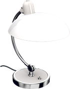 Kaiser Idell™ Luxus Table Lamp, White