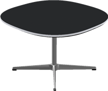 Table series Pedestal Base, A202, Coffee table, supercircular