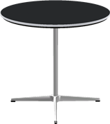 Table series Pedestal Base, A622, Circular