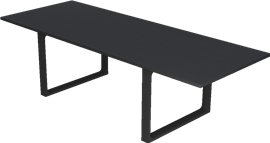Essay™, Black lacquered Oak, Black lacquered Oak