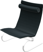 PK20™, Easy chair with headrest