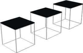 PK71™, PK71, Nest of 3 tables